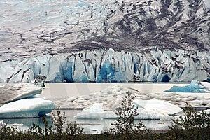 Glacier Royalty Free Stock Photography - Image: 5584987