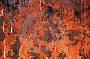 Rusted Metal Royalty Free Stock Images - Image: 5586789