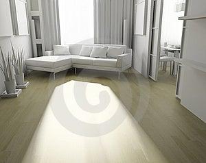 Light room Free Stock Image