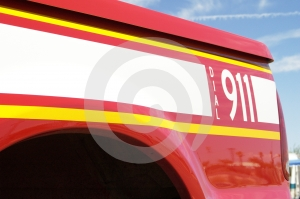 Dial 911, 3 Stock Image - Image: 560461
