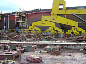 Shipyard Stock Images - Image: 561564