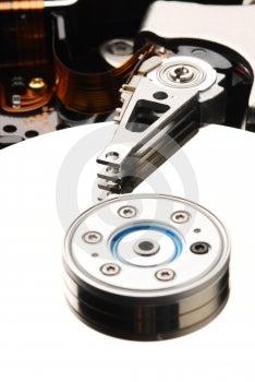Disco Rígido Imagens de Stock - Imagem: 563894