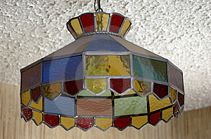 Glass Lamp Stock Images - Image: 565064