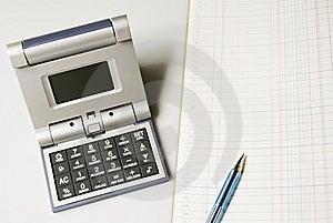 Calculator Stock Photo - Image: 5603280