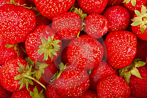 Strawberries Royalty Free Stock Photos - Image: 5604538