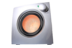 Subwoofer Royalty Free Stock Photos - Image: 5605108