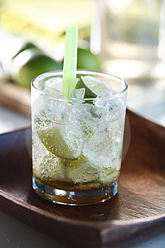 Caipirinha Royalty Free Stock Images - Image: 5605929