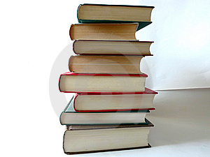 A Lot Of Books Stock Photos - Image: 5607773