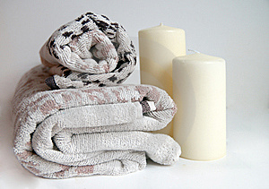 Spa Purity Royalty Free Stock Images - Image: 5609419