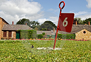 Pitch And Putt Stock Images - Image: 5614384