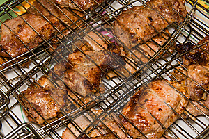 Grilled Meat Stock Photos - Image: 5617303