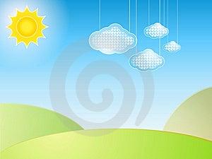 Sunny Day Stock Photo - Image: 5617800
