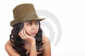 Sad Teenage Girl Stock Image - Image: 5618261