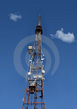 Television Tower Stock Photos - Image: 5621233
