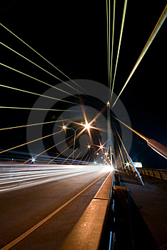 The Bridge2 Royalty Free Stock Images - Image: 5621649
