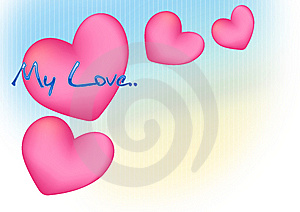 My Love Stock Image - Image: 5630511