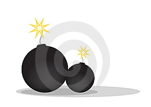 Bombs - Vector Stock Image - Image: 5631091