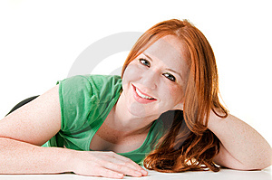 Red Haired Beauty Royalty Free Stock Photo - Image: 5631645