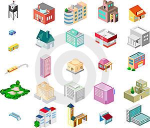 Icon Set 67 Royalty Free Stock Images - Image: 5633459