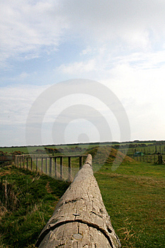 Welsh Farm Royalty Free Stock Images - Image: 5634709
