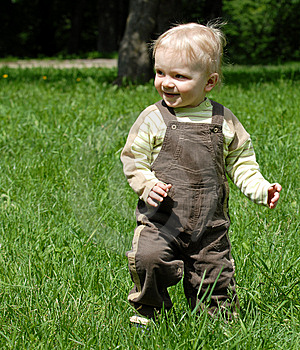 The Little Boy Stock Images - Image: 5634884