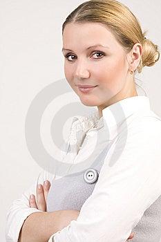 Businesswoman Royalty Free Stock Photo - Image: 5636205