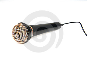 Microphone Stock Photos - Image: 5645323