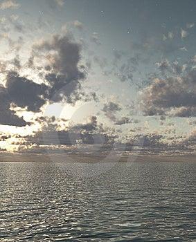 Beautiful Sunset Royalty Free Stock Images - Image: 5646999