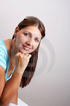 Modelo Adulto Imagens de Stock Royalty Free - Imagem: 5651429