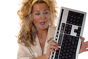 Keyboard Royalty Free Stock Image - Image: 5671906