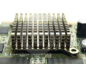 Computer Radiator Stock Photos - Image: 5675413