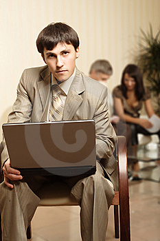 Laptop Stock Photo - Image: 5684500