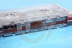 The Audio Cassette Royalty Free Stock Image - Image: 5685256