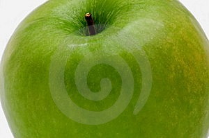 Tasty Green Apple Royalty Free Stock Photos - Image: 5686518
