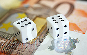 Dices Royalty Free Stock Image - Image: 5688246