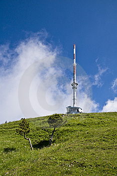 Antenna Tower Stock Photos - Image: 5688373