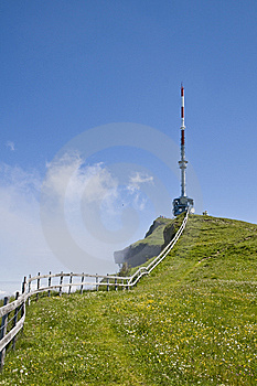 Antenna Tower Stock Image - Image: 5688781
