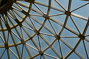 Roof Span Royalty Free Stock Photography - Image: 5691647