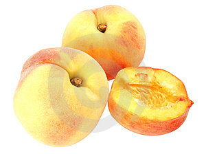 Peach Royalty Free Stock Images - Image: 5694009