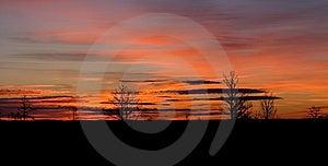 Montana Sunset Stock Photos - Image: 5699493