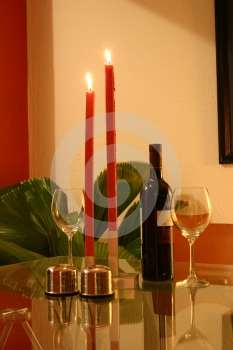 Candles Stock Photos - Image: 571973
