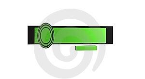 Αντικείμενο λογότυπων Στοκ Φωτογραφίες - εικόνα: 5700363