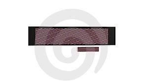 Предмет логоса Стоковые Фотографии RF - изображение: 5700378
