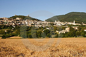 Assisi, Italy Royalty Free Stock Photos - Image: 5703128