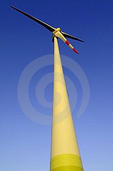 Windenergy Stock Image - Image: 5703401