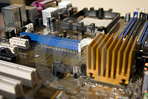 Circuit Board Royalty Free Stock Image - Image: 5704496