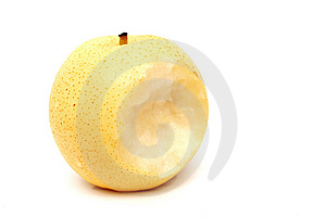 Chinese Pear Royalty Free Stock Photography - Image: 5712217