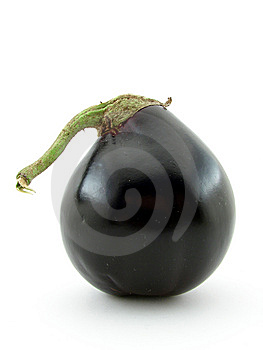 Aubergine Photo stock - Image: 5717420
