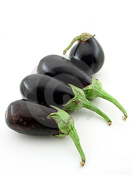 Eggplants Royalty Free Stock Image - Image: 5717446
