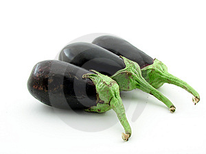 Eggplants Royalty Free Stock Image - Image: 5717456
